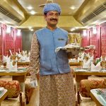 Restaurant du Royal Rajasthan on wheels